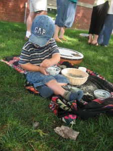 Children play an active role at Northfield